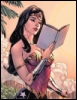 redheadedfemme: (wonder woman reading)
