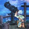 batman: Nayuta Herschel from Nayuta no Kiseki (the power of the stars)