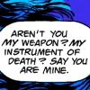 sockich: (Scary Bat-God)