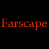 "morgynleri: red text on black, ""farscape"" (farscape)"