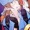 torsion: (handspring.)