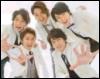 rainbowsnstorm: Arashi in White (Arashi, White)