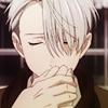 carpemermaid: (Victor hand kiss)