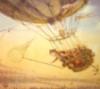 33kats: на воздушном шаре (воздушный шар, обыденность)