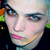mwestbelle: (MCR | Gerard | showing off the tiny teef)