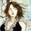 ghostwings: An image of Yuna, a character from Final Fantasy X and X-2, in her Songstress outfit (Yuna)