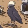 pshaw_raven: (Raven with Coffee Mug)