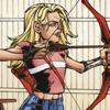 arrowette: (Comics: Target Practice)