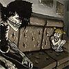 legrandjour: A creepy man with a little girl (Creepster)