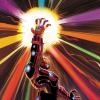 kiyaar: Tony Wielding the Infinity Gauntlet (tony infinity gauntlet) (Default)