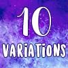 10variations: (10variations)