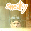 wildealf: ([DH] sneaky) (Default)