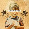 legrandjour: A child holding a rabbit  (Lost paradise)