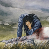 utulien_aure: Mourning a horse for want of a father (Rochallor)