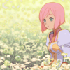 sincere: TOV: Estelle in a field of flowers (ring a bell ;;)