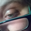palpablenotion: Extreme close up of my eye. (icon)