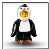 eeyorerin: A Lego minifigure of a person wearing a penguin suit. (Default)