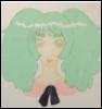 pastelfawn91: (Minty hair)