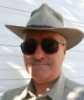kevin_standlee: Kevin in kakhi shirt, Jacaru hat, and sunglasses (Sheriff Kevin)