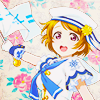 needles: (hanayo koizumi; love live!) (somewhere i will go with you)