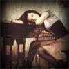 rolange: (Kristen Stewart, old looking photo)