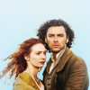 anoyo: Ross & Demelza letting the ribbon go. (poldark ross/demelza)