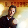 "anoyo: JR Bourne with text ""J.R. Bourne"" (jr bourne)"