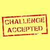 challengeme: (challenge accepted)