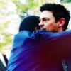 reijamira: ([Almost Human] Dorian/John bear hug)