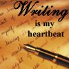 tarotgal: (Writing- heartbeat)