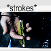 tarotgal: (Strokes- arrow)