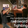 tarotgal: (HIMYM- Swordfight)