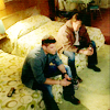 tarotgal: (SPN- Brothers Bed)