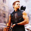 tarotgal: (Hawkeye-looking over his shoulder)