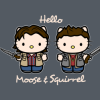tarotgal: (SPN- Hello Moose & Squirrel)