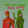 tarotgal: (Arrow & Flash Save the Day)
