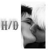 reijamira: ([HP] H/D kiss)