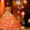rabbitica: kaylee from firefly wearing a pink ball gown (kaylee ball gown)