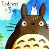matchsticks_p: totoro (totoro)