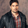 neverasked4this: actor DJ Cotrona (Casual leather jacket)