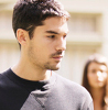 neverasked4this: actor DJ Cotrona (Casual look right)
