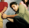 neverasked4this: actor DJ Cotrona (Crouched)