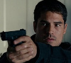 neverasked4this: actor DJ Cotrona (Gun)