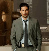 neverasked4this: actor DJ Cotrona (Suit n badge)