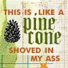 sua_lay: (pinecone)