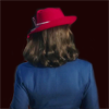 here's luck: agent carter