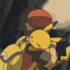 secretlyaketchum: Screenshot of Episode 1 of Pokémon Generations (with derpchu, with haxchu, with taranis, with thora)