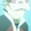 secretlyaketchum: From the Pokémon Origins anime. (being pissed, being champion, pulling rank)
