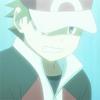 secretlyaketchum: From the Pokémon Origins anime. (being champion)