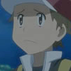 secretlyaketchum: From the Pokémon Origins anime. (puppy eyes)